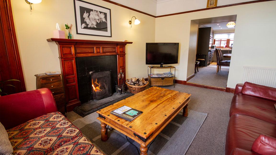 Balconie House Lounge