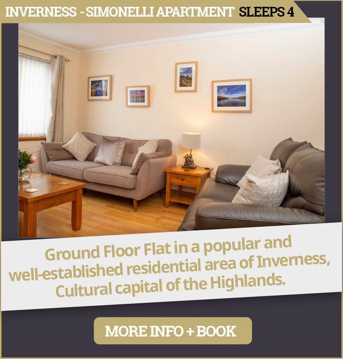Inverness Simonelli Apartment